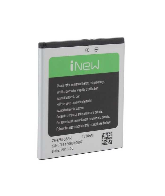 1750mAh Replacement Battery For iNew i3000 Smart Phone