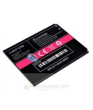 Original 2000mAh Battery Replacement For CUBOT S208