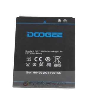 Original 2600mAh Battery For DOOGEE DG550 Smartphone