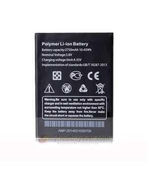 Original 2750mAH Replacement Battery For THL T100S