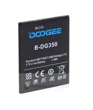 Original 2200mAh Battery For DOOGEE PIXELS DG350