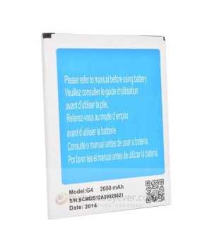 Original 2050mAh Battery Replacement For Elephone G4