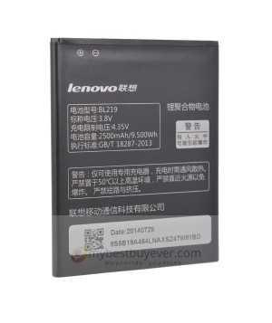 Original 2500mAh Replacement Battery For Lenovo S856