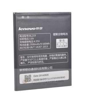 Original 2500mAh Replacement Battery For Lenovo A816