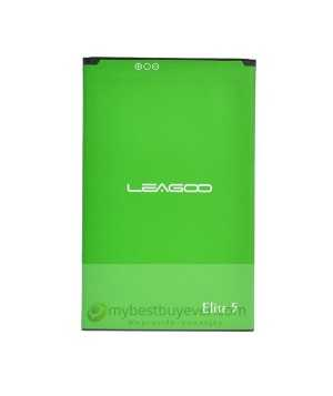 Original 4000mAh Battery For LEAGOO Elite 5