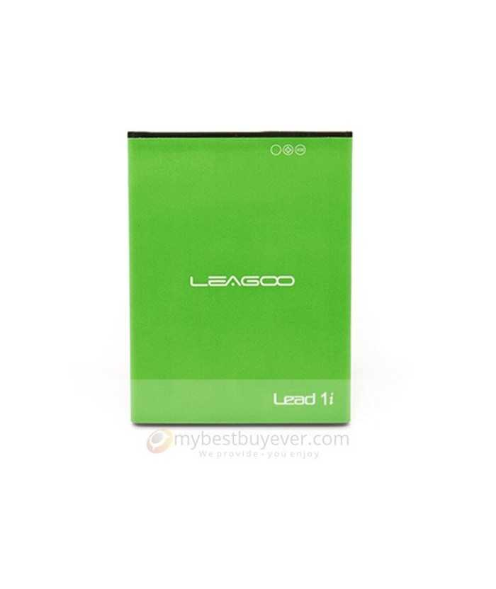 Original 2500mAh Li-polymer Battery For LEAGOO Lead 1i