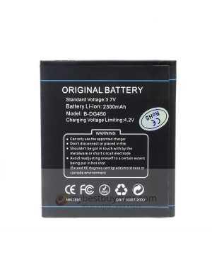 Original 2300mAh Battery For DOOGEE DG450 Smartphone