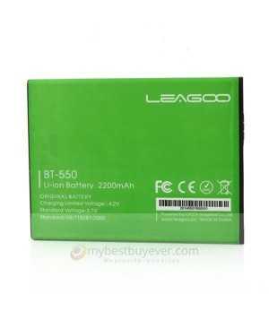 Original 2500mAh Lithium-ion Polymer Battery For LEAGOO Lead 1