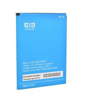 Original 2700mAh Replacement Battery For Elephone P6000