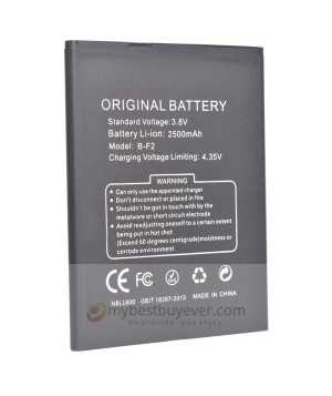 Original 2500mAh Battery For DOOGEE IBIZA F2