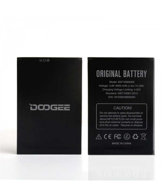 Doogee X5 MAX Μπαταρία 4000mAh