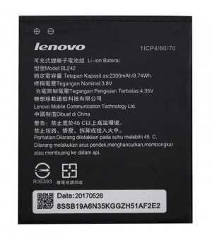 Original BL242 2300mAh Battery for Lenovo A6000, A6000 DUAL SIM, K3, K30-T