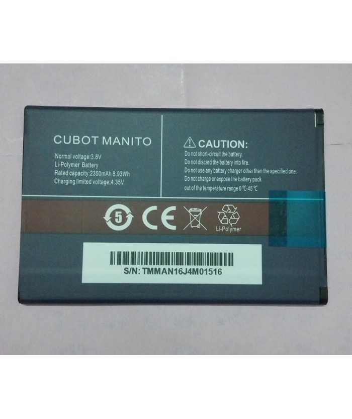 Original CUBOT MANITO Battery 2350mAh