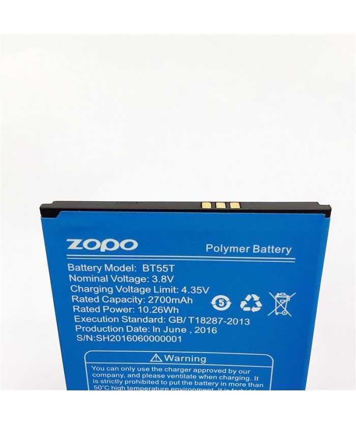 Αυθεντική Μπαταρία 2700mAh BT55T για ZOPO ZP999