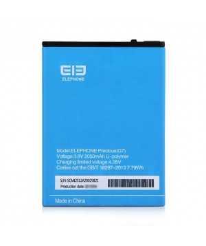 Αυθεντική Μπαταρία 2650mAh Rechargeable για Elephone G7