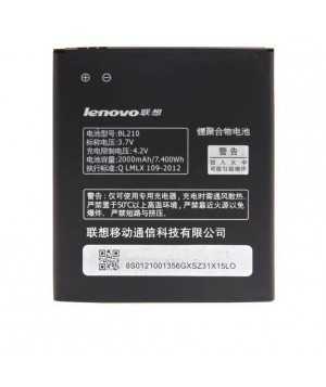 Αυθεντική Μπαταρία BL210 2000mAh για Lenovo S820 A770E A750E A766 A658T A828t A536