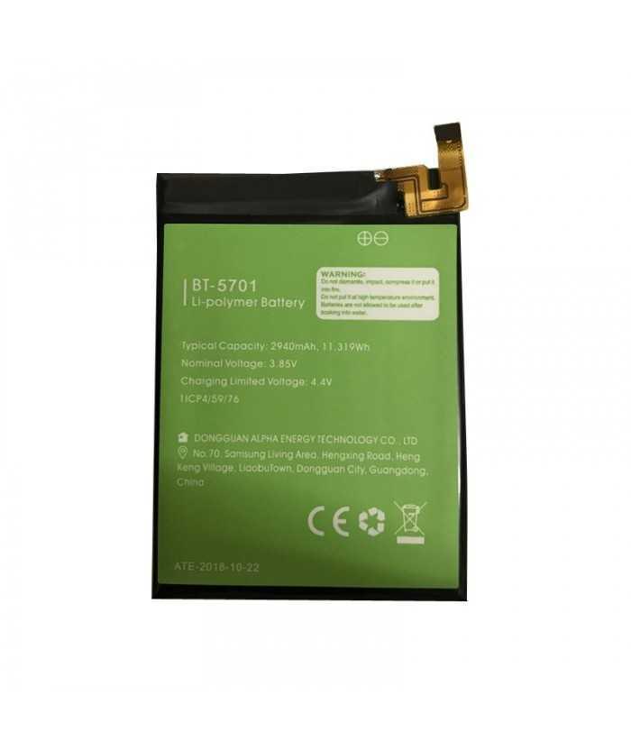 Μπαταρία BT-5701 για LEAGOO S8 Smartphone