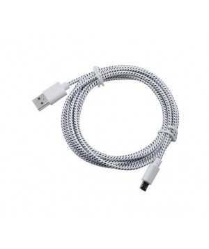 Καλώδιο Φόρτισης Κινητού Τηλεφώνου micro USB 1m