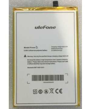 Μπαταρία για ULEFONE POWER Χωρητικότητας 6050mAh