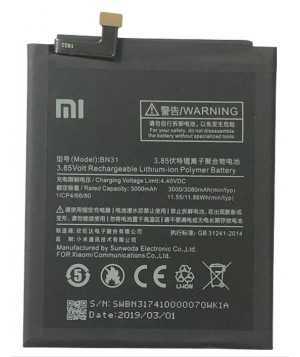 Μπαταρία BN31 για Xiaomi Mi A1