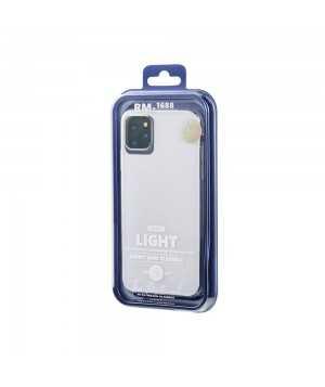 Θήκη σιλικόνης Remax Light RM-1688, για το Apple iPhone 11 Pro, Slim, Διαφανής