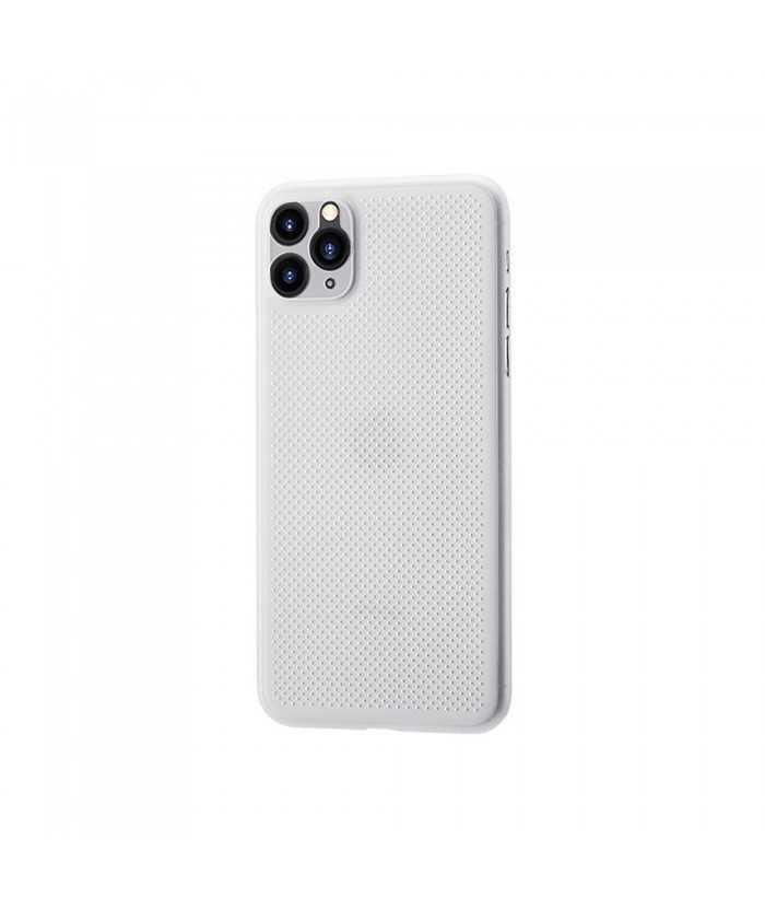 Θήκη Remax Breathable RM-1678, για το Apple iPhone 11 Pro Max, Slim, Λευκο