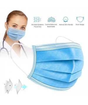 Χειρουργική Μάσκα Προστασίας Προσώπου 10τμχ