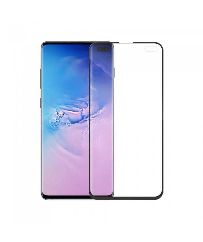 Tempered glass Mocoson Nano Flexible, Full 5D, Matte για το Samsung Galaxy S10 Plus