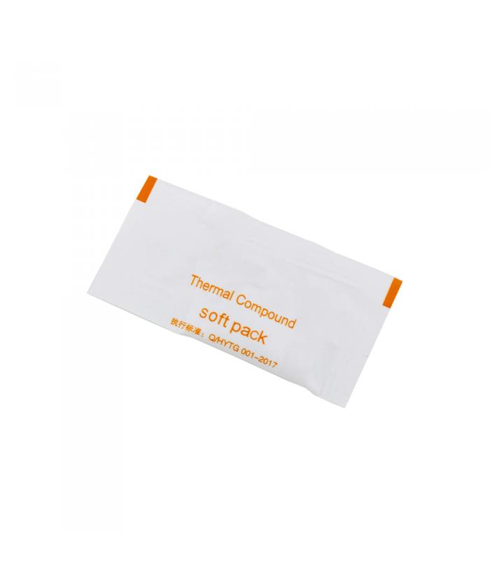 Θερμοεπαγωγική Πάστα - Thermal Paste 10τμχ, 0.5g, Λευκή