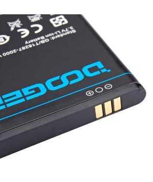 Original 4000mAh Battery For DOOGEE DG700 Smartphone