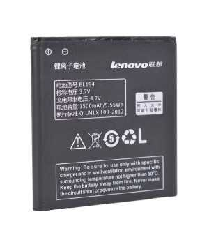 1500mAh Lenovo BL194 Replacement Battery For Lenovo A560