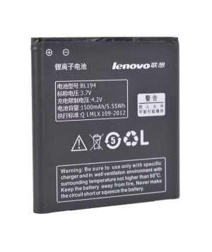 1500mAh Lenovo BL194 Replacement Battery For Lenovo A560
