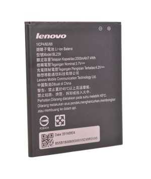 Original 2000mAh Replacement Battery For Lenovo A399