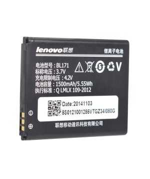 1500mAh Lenovo BL171 Replacement Battery For Lenovo A390